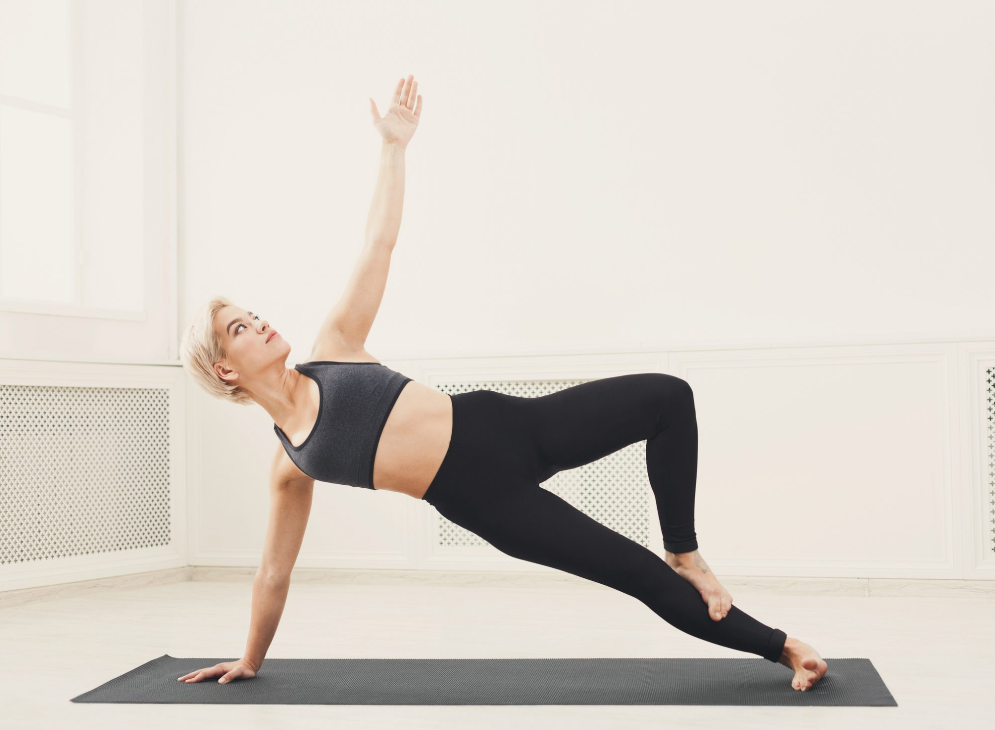 yoga with incontinence products
